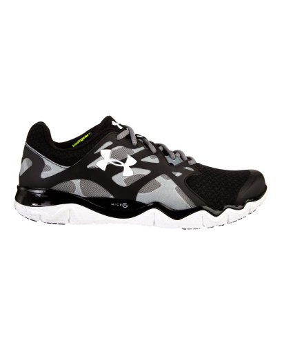 Under Armour Men's UA Micro G® Monza NM Running Shoes 13 Black