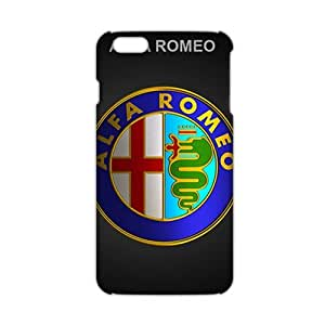 WWAN 2015 New Arrival alfa romeo sign 3D Phone Case for iphone 6 plus