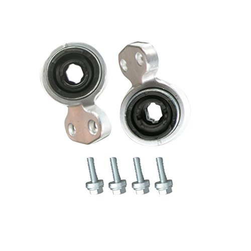 A-Premium Lower Front Left & Right Control Arm Bushing Kit for BMW E46 323Ci 323i 323iC 323is 325Ci 325i 328i 328iC 328is 330i E85 Z4 2-PC -