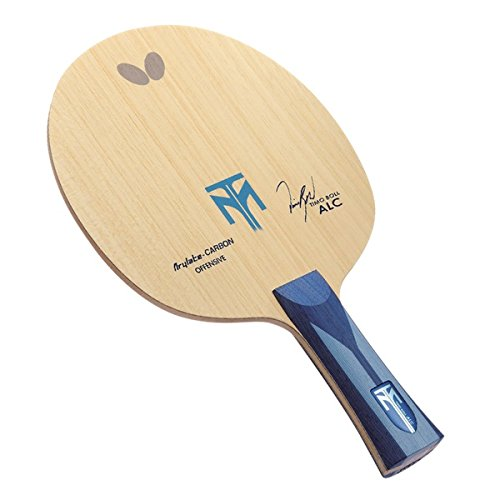 Butterfly Timo Boll Alc-FL Blade with Flared Handle by Butterfly
