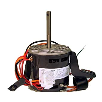 57c2501 lennox oem replacement furnace blower motor 1 3 for Hvac blower motor replacement cost