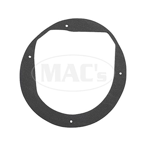 MACs Auto Parts 60-29520 Headlight Gasket - Bucket To Fender