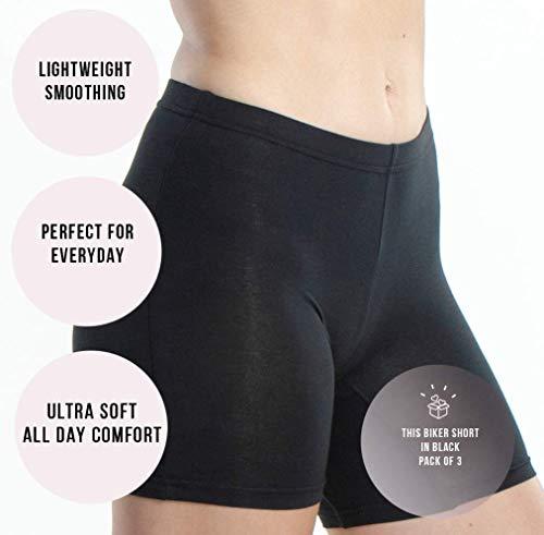 Emprella Slip Shorts-3-Pack