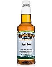 Hawaiian Shaved Ice Snow Cone Syrup