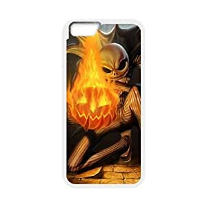iPhone6 Plus 5.5 inch Phone Case White The Nightmare Before Christmas WE1TY716265