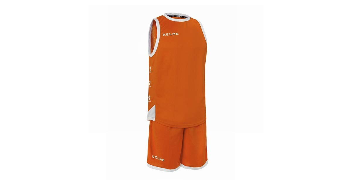 KELME 80803 Conjunto Equipaciones de Baloncesto, Niños: Amazon.es ...