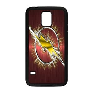 Samsung Galaxy S5 Cell Phone Case Black The Flash IJG Generic Cell Phone Case Active
