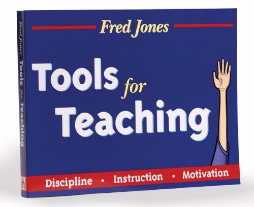 Fred Jones Tools for Teaching by Fredric H. Jones (2000-10-01) Paperback