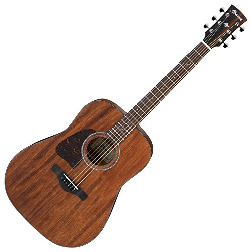 Ibanez AW54L Artwood Dreadnought Left-Handed Acoustic Guitar - Open Pore ()