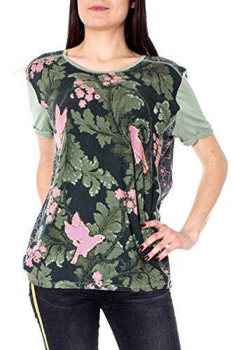 shirt T Willem Femme Ts Vert Desigual 19swtk36 vwNn0m8O