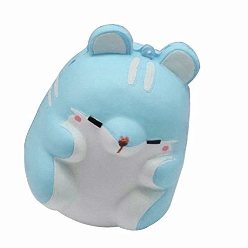 FEITONG Fun Hamster Style Squishies Slow Rising Soft Toys (Baby Money Bag Costume Pattern)