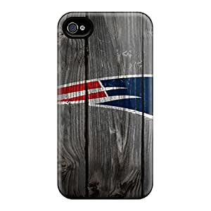Hot Style SMa491ylDa Protective Case Cover For Iphone4/4s(new England Patriots)