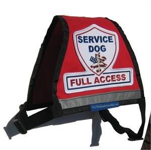 Complete Service Dog Exclusive Zipper