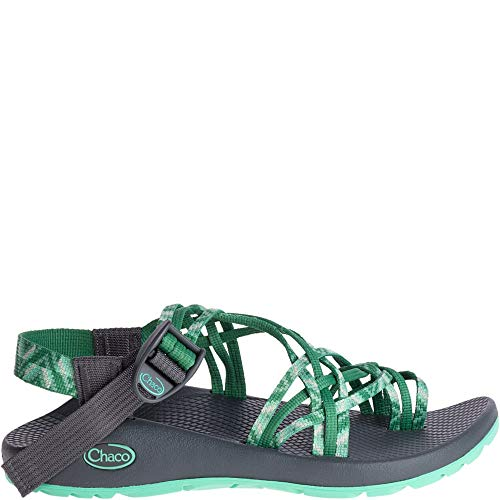 - Chaco Women's ZX/3 Classic Sandal, Shiver Pine, 8 M US