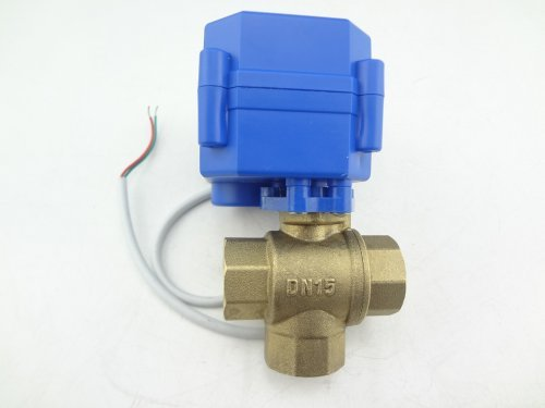 electric 3 way valve - 2