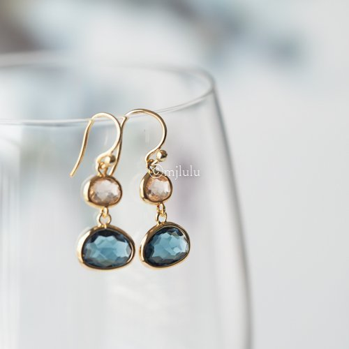 Topaz Earrings Jewelry - 7
