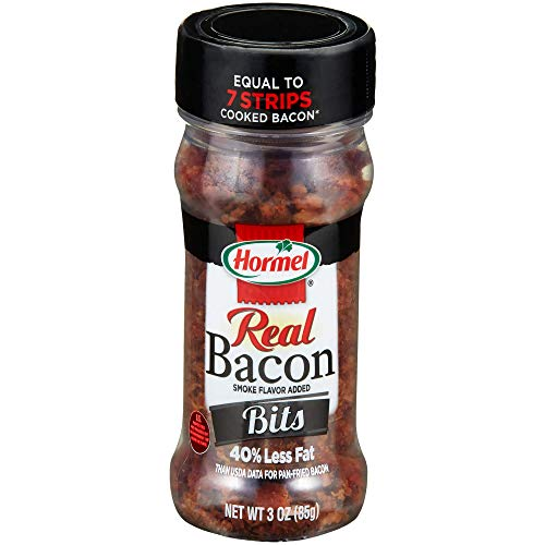 Hormel Real Bacon Bits, 3 Ounce (Hormel Real Bacon)