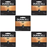 5x Duracell 28A 6V Battery Replacement for