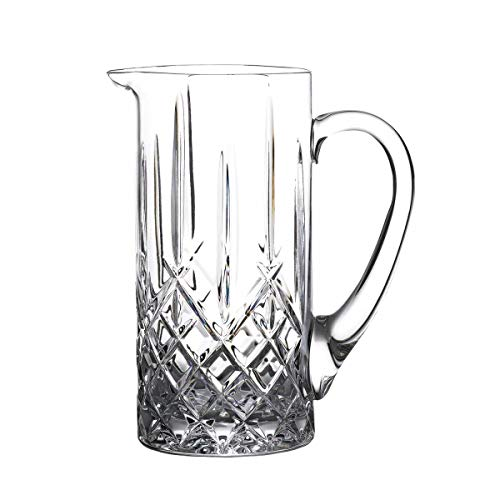 Marquis by Waterford 40034564 Markham Pitcher/Jug 48 oz. capacity Clear (Crystal Martini Pitcher)