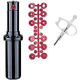 Hunter PGP-adj Rotor Head w/ Adjustment Key & Nozzle Rack