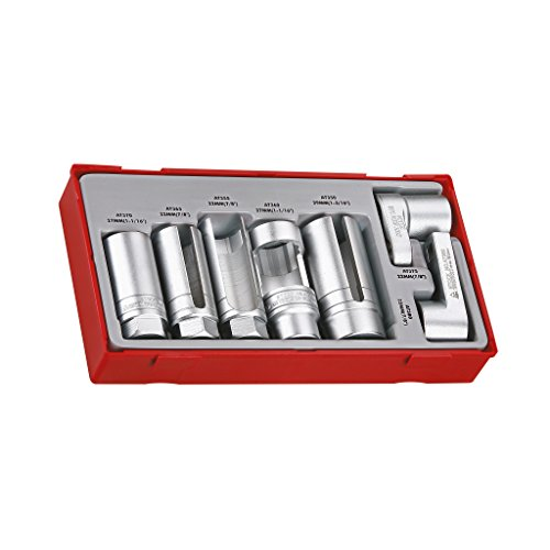 Teng Tools - 7 Piece Automotive Specialist Socket Set - TTSS07 by Teng Tools (Image #2)