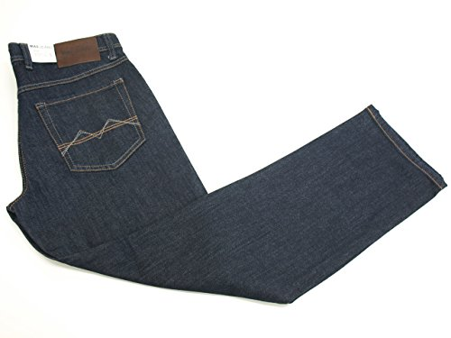 MAC JEANS Herren Hose Modern Fit Arne Alpha Denim authentic dark blue 36/38