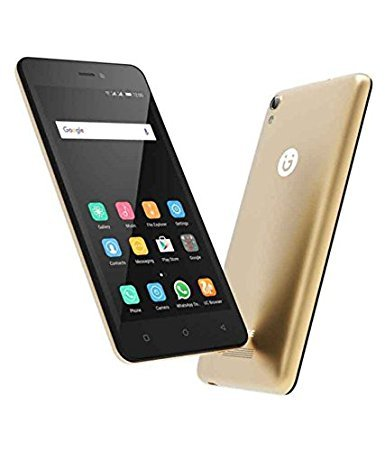 best website 00234 65fee Gionee P5W (Gold)