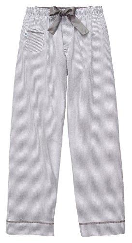 Boxercraft Seersucker - Boxercraft Seersucker Casual Pant, Pajama Bottom, (Charcoal/White - XL)