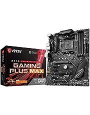 Msi X470 Gaming Anakart Plus Max Amd Am4 Ddr4 M.2 Usb 3.2 Gen 2 Hdmi Atx