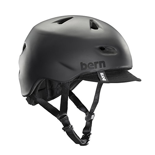 Bern Brentwood Summer Helmet with Visor