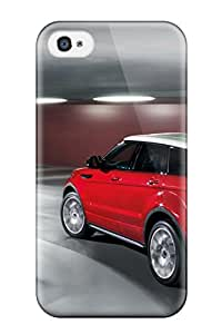 5136851K24136861 Series Skin Case Cover For Iphone 4/4s(range Rover Evoque 35)