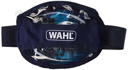Wahl Hot Cold Massage Spot Therapy Vibrating Gel Pack #4093; Hot+Cold+Massage for Enhanced Pain Relief of Back and Body Aches, Pain, Tension, Knots, Stress, or for Relaxation.