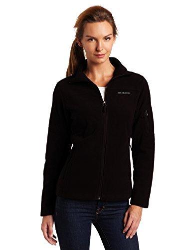 Columbia Women's Fast Trek II Full-Zip Fleece Jacket - Bark - Large
