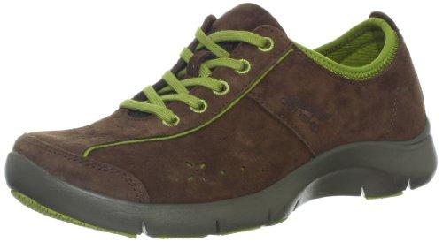 Dansko Women's Elise Fashion Sneaker,Brown Suede,36 EU/5.5-6 M US