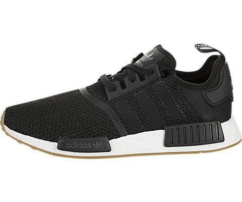 adidas Originals NMD_R1 Shoe Men's Casual 10 Black-Gum