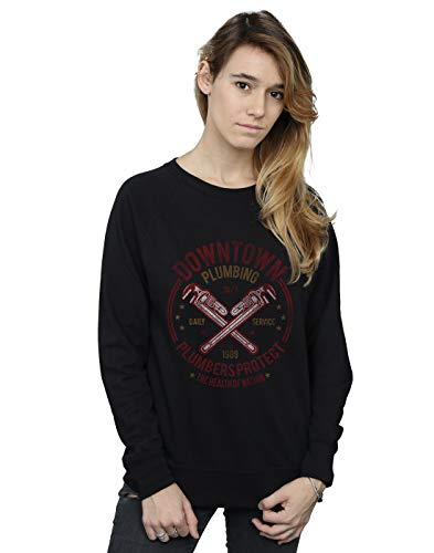 Cult Entrenamiento Mujer De Downtown Plumbing Camisa Negro Absolute Drewbacca gwAq16gd
