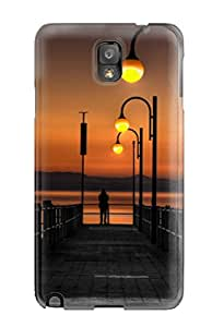 Fashion Tpu Case For Galaxy Note 3- Sunset Defender Case Cover