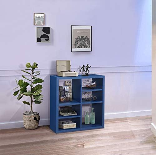Best modern bookcase: Kings Brand Furniture