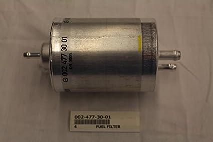 Amazon com: Mercedes CLK 320 98-03 Fuel Filter Gas Pump 002 477 30