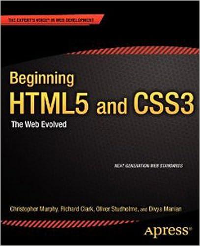 Web Developer Ebook
