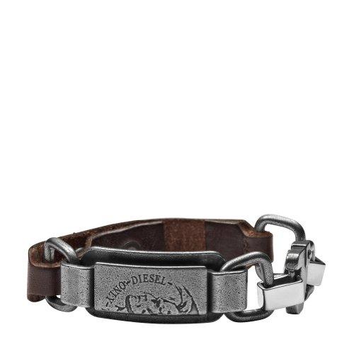 Diesel Stainless-Steel Military Bracelet Dx0652040