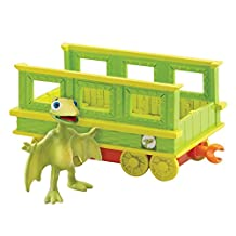 Dinosaur Train - Collectible Tiny With Train Car