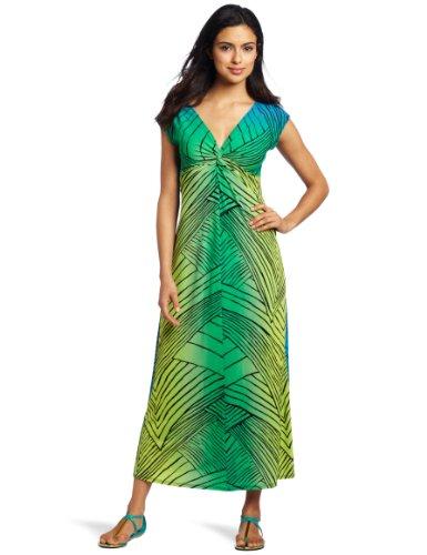 Tiana B Women's Ombre Maxi Dress