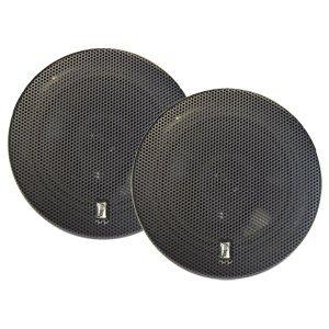 "PolyPlanar 5"" Titanium Series 3-Way Marine Speakers - (Pair) Black"