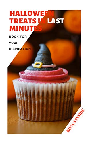HALLOWEEN TREATS IN LAST MINUTES: Helloween treats for children. Vegan Treats. Salty snacks. Sweet meals. Kid-friendly cocktails. Adult alcoholic cocktails. Party inspiration.]()