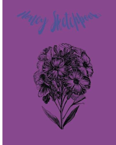Honey Sketchbook: Sketchbook for all : Large 8 X 10 Blank, Unlined, 150 pages: Volume 4 (AA sketchbook) por Sootie McDan