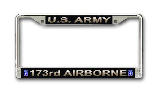 Division License Plate Frame - 5