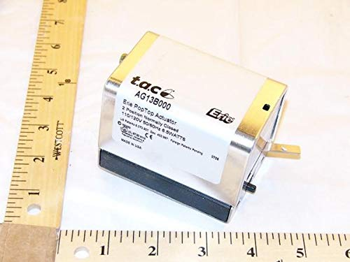 Actuator 120v (Erie / Schneider Electric AG13B000 N/C ACTUATOR 120v 6