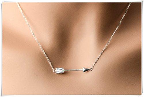 Silver Arrow Collier