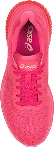 Asics Womens Gel-kenun Scarpe Da Corsa Rosso / Rosso / Rosa